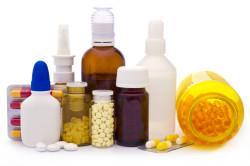 Лечение гайморита комплексом лекарственных средств