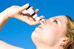 Применение капель с антибиотиками при насморке