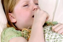 Ночной кашель у детей