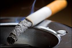 Курение как причина гайморита