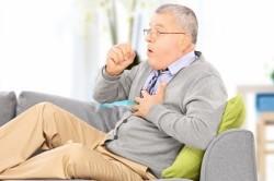 Приступы кашля при соплях в горле