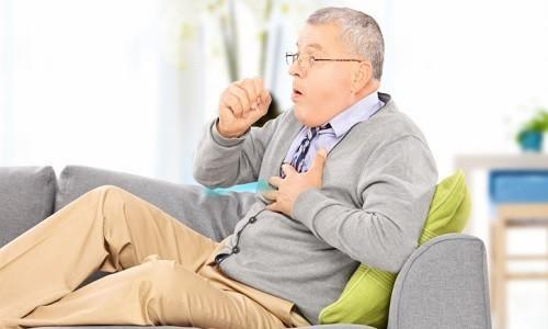 Проблема кашля с мокротой