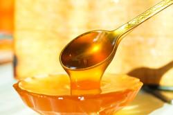 Мед при кашле