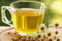 Польза травяного чая при першении в горле