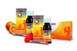 Нурофен для лечения ринофарингита у детей
