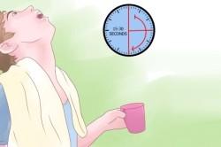 Польза полоскания при болях в горле