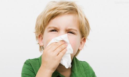 Проблема синусита у детей