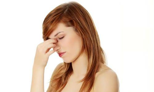 Проблема синусита у человека