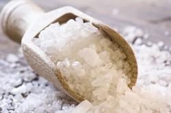 Морская соль для разжижения мокроты