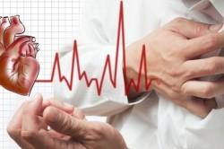Нарушение сердечной деятельности - причина возникновения кашля