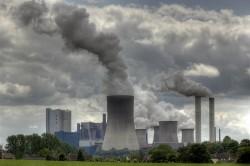 Загрязненный воздух - причина сухого кашля