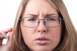 Нарушение зрения как симптом этмоидита