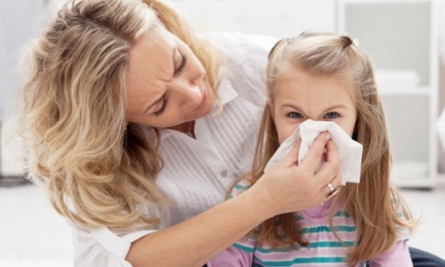 Проблема гайморита у ребенка