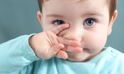 Проблема кашля у детей