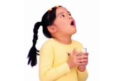 Пполоскание горла для уменьшения воспаления
